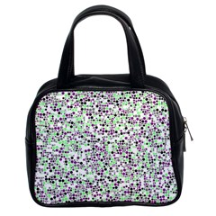 Pattern Classic Handbags (2 Sides) by gasi