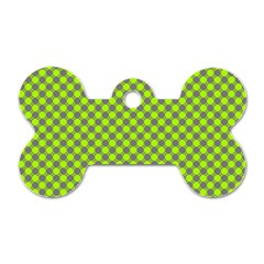 Pattern Dog Tag Bone (two Sides) by gasi