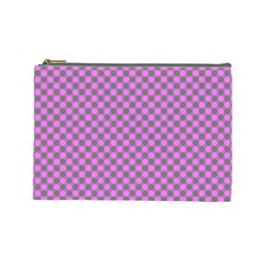 Pattern Cosmetic Bag (large)  by gasi