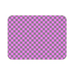 Pattern Double Sided Flano Blanket (mini)  by gasi