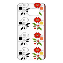 Bulgarian Folk Art Folk Art Galaxy S6 by Celenk
