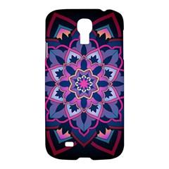 Mandala Circular Pattern Samsung Galaxy S4 I9500/i9505 Hardshell Case by Celenk