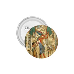 Egyptian Man Sun God Ra Amun 1 75  Buttons by Celenk