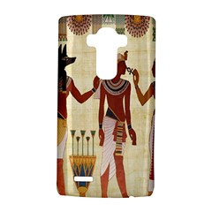 Egyptian Design Man Woman Priest Lg G4 Hardshell Case by Celenk