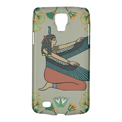 Egyptian Woman Wings Design Galaxy S4 Active by Celenk
