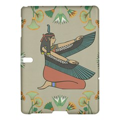Egyptian Woman Wings Design Samsung Galaxy Tab S (10 5 ) Hardshell Case  by Celenk