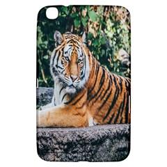 Animal Big Cat Safari Tiger Samsung Galaxy Tab 3 (8 ) T3100 Hardshell Case  by Celenk