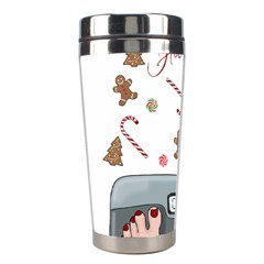 Hilarious Holidays  Stainless Steel Travel Tumblers by Valentinaart