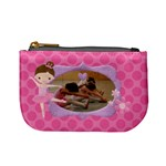 Ballerina, Tutu, Dance - Mini coin purse