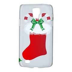 Christmas Stocking Galaxy S4 Active by christmastore
