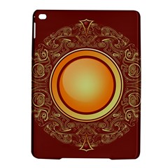 Badge Gilding Sun Red Oriental Ipad Air 2 Hardshell Cases by Celenk