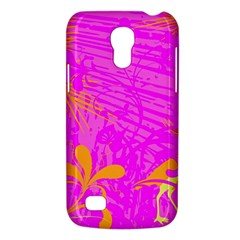 Spring Tropical Floral Palm Bird Galaxy S4 Mini by Celenk