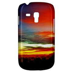 Sunset Mountain Indonesia Adventure Galaxy S3 Mini by Celenk