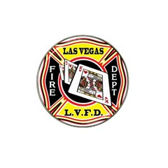 Las Vegas Fire Department Hat Clip Ball Marker by teambridelasvegas