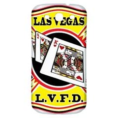 Las Vegas Fire Department Samsung Galaxy S3 S Iii Classic Hardshell Back Case by teambridelasvegas