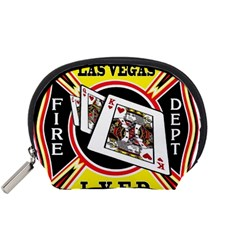 Las Vegas Fire Department Accessory Pouches (small)  by teambridelasvegas