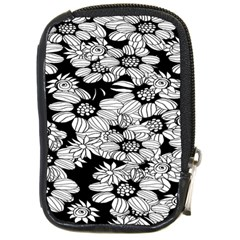 Mandala Calming Coloring Page Compact Camera Cases by Celenk