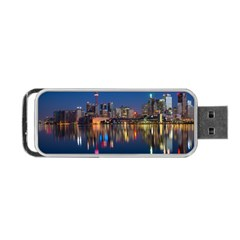 Buildings Can Cn Tower Canada Portable Usb Flash (two Sides) by Celenk