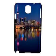Buildings Can Cn Tower Canada Samsung Galaxy Note 3 N9005 Hardshell Case