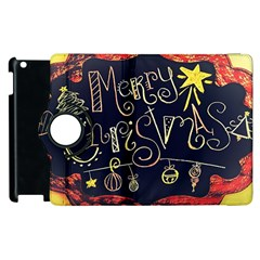 Chalk Chalkboard Board Frame Apple Ipad 2 Flip 360 Case by Celenk