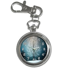 Winter Wintry Snow Snow Landscape Key Chain Watches by Celenk