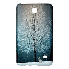 Winter Wintry Snow Snow Landscape Samsung Galaxy Tab 4 (8 ) Hardshell Case  by Celenk