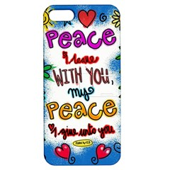 Christian Christianity Religion Apple Iphone 5 Hardshell Case With Stand