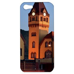 Blue Hour Colliery House Apple Iphone 5 Hardshell Case