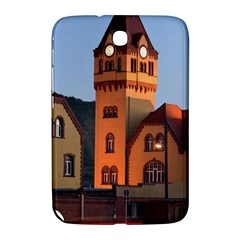Blue Hour Colliery House Samsung Galaxy Note 8 0 N5100 Hardshell Case