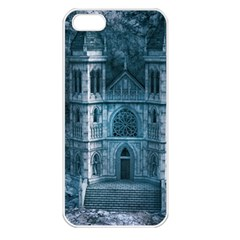 Church Stone Rock Building Apple Iphone 5 Seamless Case (white) by Celenk