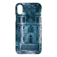 Church Stone Rock Building Apple Iphone X Hardshell Case by Celenk