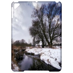 Winter Bach Wintry Snow Water Apple Ipad Pro 9 7   Hardshell Case by Celenk