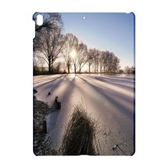 Winter Lake Cold Wintry Frozen Apple Ipad Pro 10 5   Hardshell Case by Celenk