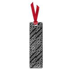 Tribal Stripes Pattern Small Book Marks by dflcprints