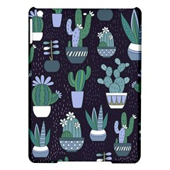 Cactus Pattern Ipad Air Hardshell Cases by allthingseveryone