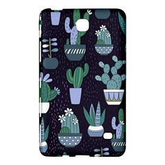 Cactus Pattern Samsung Galaxy Tab 4 (8 ) Hardshell Case  by AllThingsEveryone