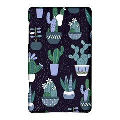 Cactus Pattern Samsung Galaxy Tab S (8 4 ) Hardshell Case  by AllThingsEveryone