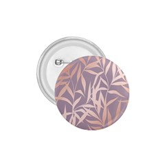 Rose Gold, Asian,leaf,pattern,bamboo Trees, Beauty, Pink,metallic,feminine,elegant,chic,modern,wedding 1 75  Buttons