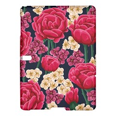 Pink Roses And Daisies Samsung Galaxy Tab S (10 5 ) Hardshell Case