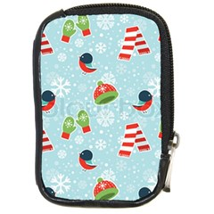 Winter Fun Pattern Compact Camera Cases by allthingseveryone