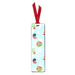 Winter Fun Pattern Small Book Marks by AllThingsEveryone