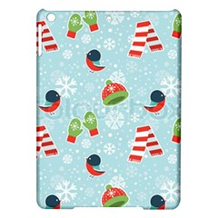 Winter Fun Pattern Ipad Air Hardshell Cases by allthingseveryone
