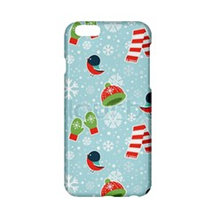 Winter Fun Pattern Apple Iphone 6/6s Hardshell Case by AllThingsEveryone
