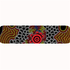 Aboriginal Art   Campsite Large Bar Mats