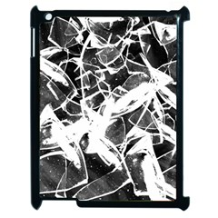 Broken Glass  Apple Ipad 2 Case (black) by berwies