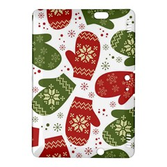 Winter Snow Mittens Kindle Fire Hdx 8 9  Hardshell Case by AllThingsEveryone