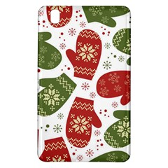 Winter Snow Mittens Samsung Galaxy Tab Pro 8 4 Hardshell Case by AllThingsEveryone