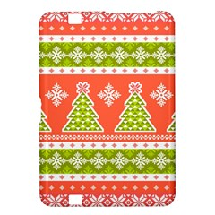 Christmas Tree Ugly Sweater Pattern Kindle Fire Hd 8 9  by AllThingsEveryone