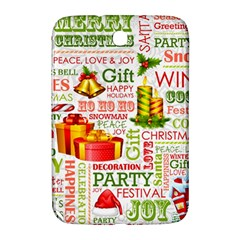 The Joys Of Christmas Samsung Galaxy Note 8 0 N5100 Hardshell Case
