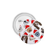 Christmas Puppies 1 75  Buttons by AllThingsEveryone